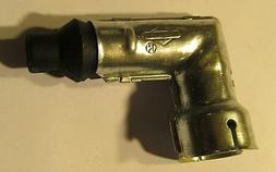 1 NEW BRIGGS & STRATTON SPARK PLUG BOOT WITH HEAT SHIELD LAW