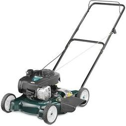 Bolens 125-cc 20-in Push Gas Lawn Mower with Briggs and Stra