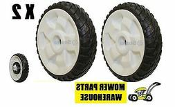 "NEW REPLACEMENT TORO 8 INCH REAR WHEELS DRIVE WHEELS 22"" RE"