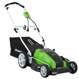 Greenworks 21-Inch 13 Amp Corded Lawn Mower-25112