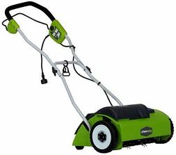 Greenworks 27022 10 Amp 14-in Electric Dethatcher