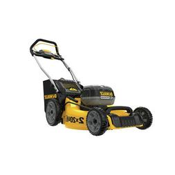 DEWALT 2X 20V MAX 3-in-1 Cordless Lawn Mower DCMW220P2 New
