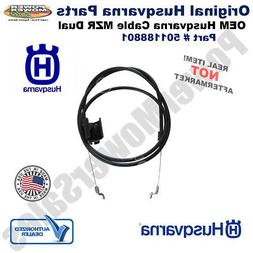 501188801 Husqvarna Dual MZR Cable for LC221A LC221R Walk Be
