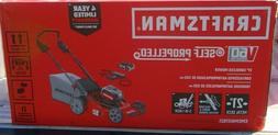 CRAFTSMAN 60 Volt Max Lithium Ion Self-propelled 21-in Cordl