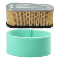 Air Filter Combo For BRIGGS & STRATTON 4139 493909 496894 50
