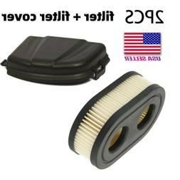 Air Filter Cover&Air Filter Lawn Mower Replacement For 59565