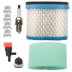 Air Filter Tune Up Kit For BRIGGS & STRATTON 697029 498596 6