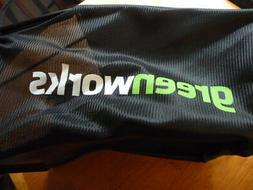 """Greenworks Bag Only For 21"""" Battery Powered Mower for Lawn C"""