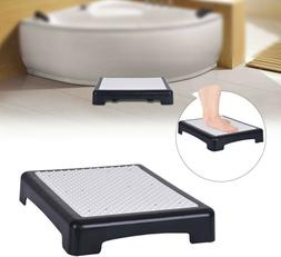 Elder Child Step Stool Extra Wide Footstool Camping Non Slip