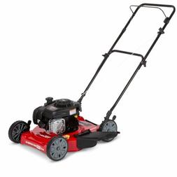 "Hyper Tough 20"" Side Discharge Push Mower with Briggs and St"