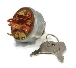 Ignition Switch with Key for 1984, GT-1800 Toro A1-18BE01 Tw