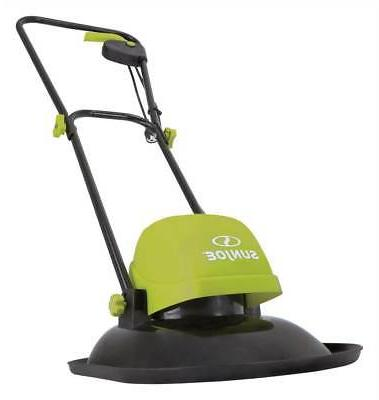 11 in 10 amp electric hover mower