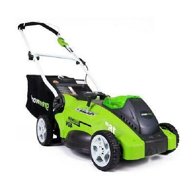 Greenworks 40V Lawn Mower, AH Battery Included