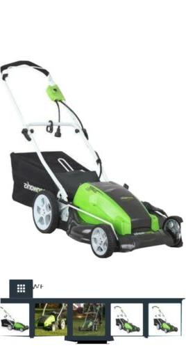 25112 corded lawn mower