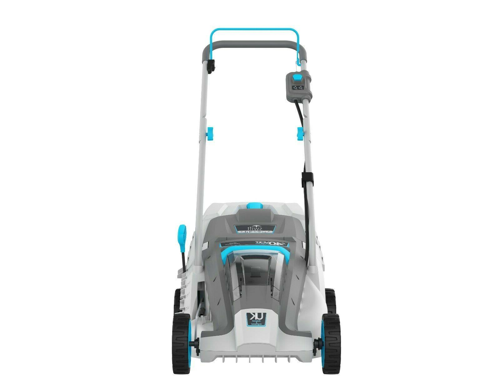 Swift 40V 18-Inch Cordless with battery