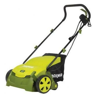 Sun Electric Lawn w/ Collection Bag   13   Amp  