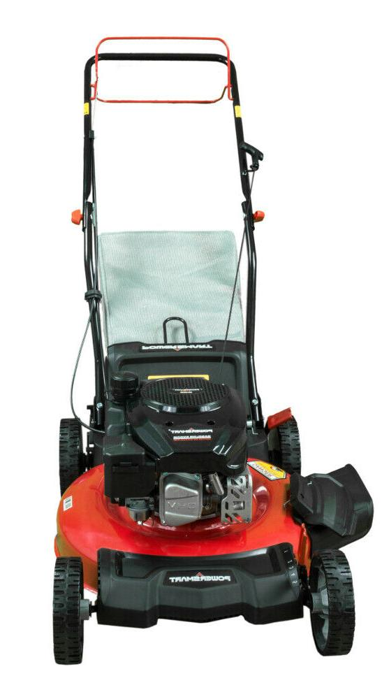 DB2521SR 3-in-1 Gas Self Propelled Lawn