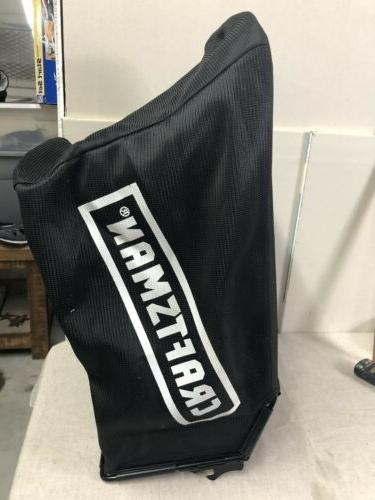 NEW Craftsman BLOCKER EZ EMPTY Rear Grass