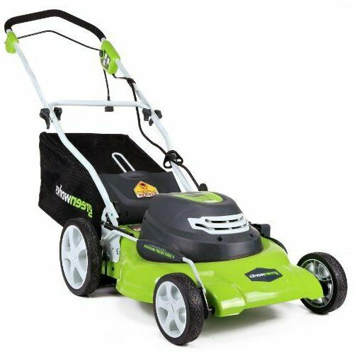 specials 25022 corded lawn mower