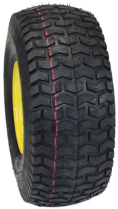 15x6.00-6 Tires Wheels 4 for Lawn & Garden Turf Tires