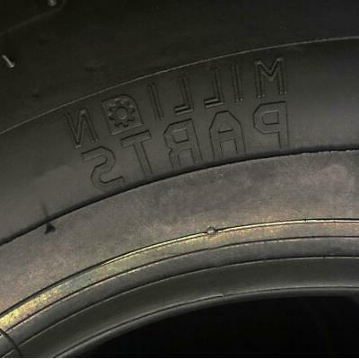 TWO Tires Ply Mower Tractor Rim 4.50