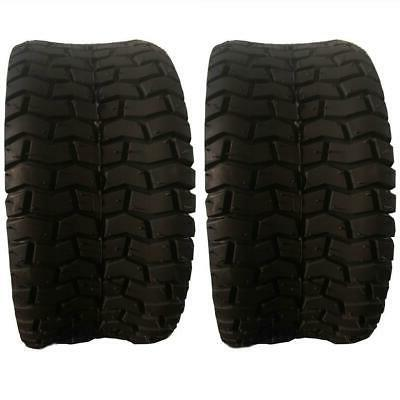 two tires 15x6 00 6 turf tires