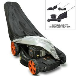 NEVERLAND Lawn Mower Cover Waterproof UV Protector for Push