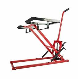 LAWN MOWER JACK LIFT 350 Lbs Capacity for Tractor and Zero T