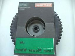 """CRAFTSMAN LAWN MOWER ROTARY FRONT GEAR DRIVE  7 X 2"""" WHEEL #"""