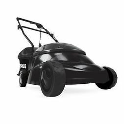 "Sun Joe MJ401E-BLK Mow Joe 14"" 12 Amp Electric Lawn Mower wi"