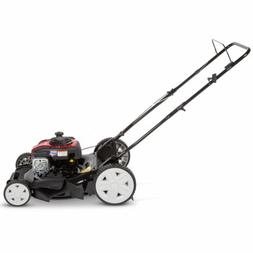 "Murray 21"" 2-in-1 High Wheel Push Mower With Briggs and Stra"
