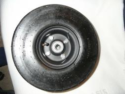 Pneumatic Lawnmower / Utility Tires And Rims New
