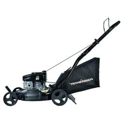Push Gas Mower 21in. 3-in-1 Walk Behind 170 cc Lawn Yard Gra