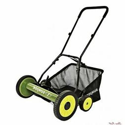 Reel Mower Lawn Push Lightweight Maneuverable Outdoor Patio