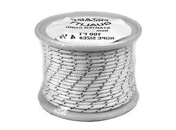 Starter Pull Cord  Rope - 100' Solid Braid # 6