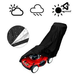 US Lawnmower Cover Waterproof Weather UV Protector for Push